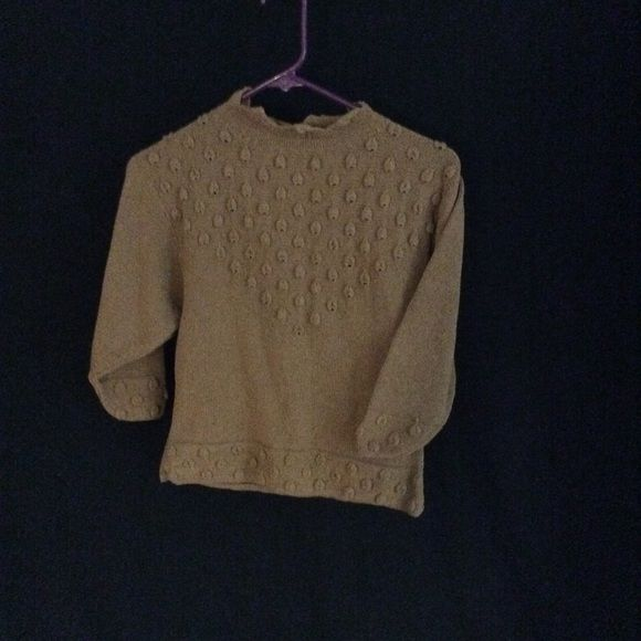Vintage knit top Good condition. Vintage Tops
