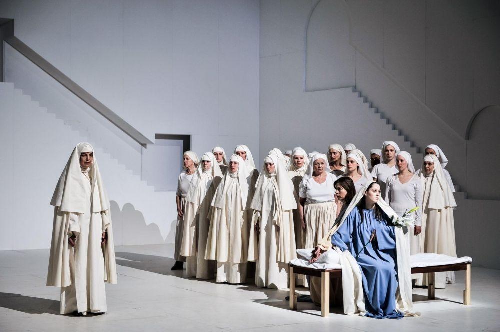 Oedipus the Tyrant - Romeo Castellucci
