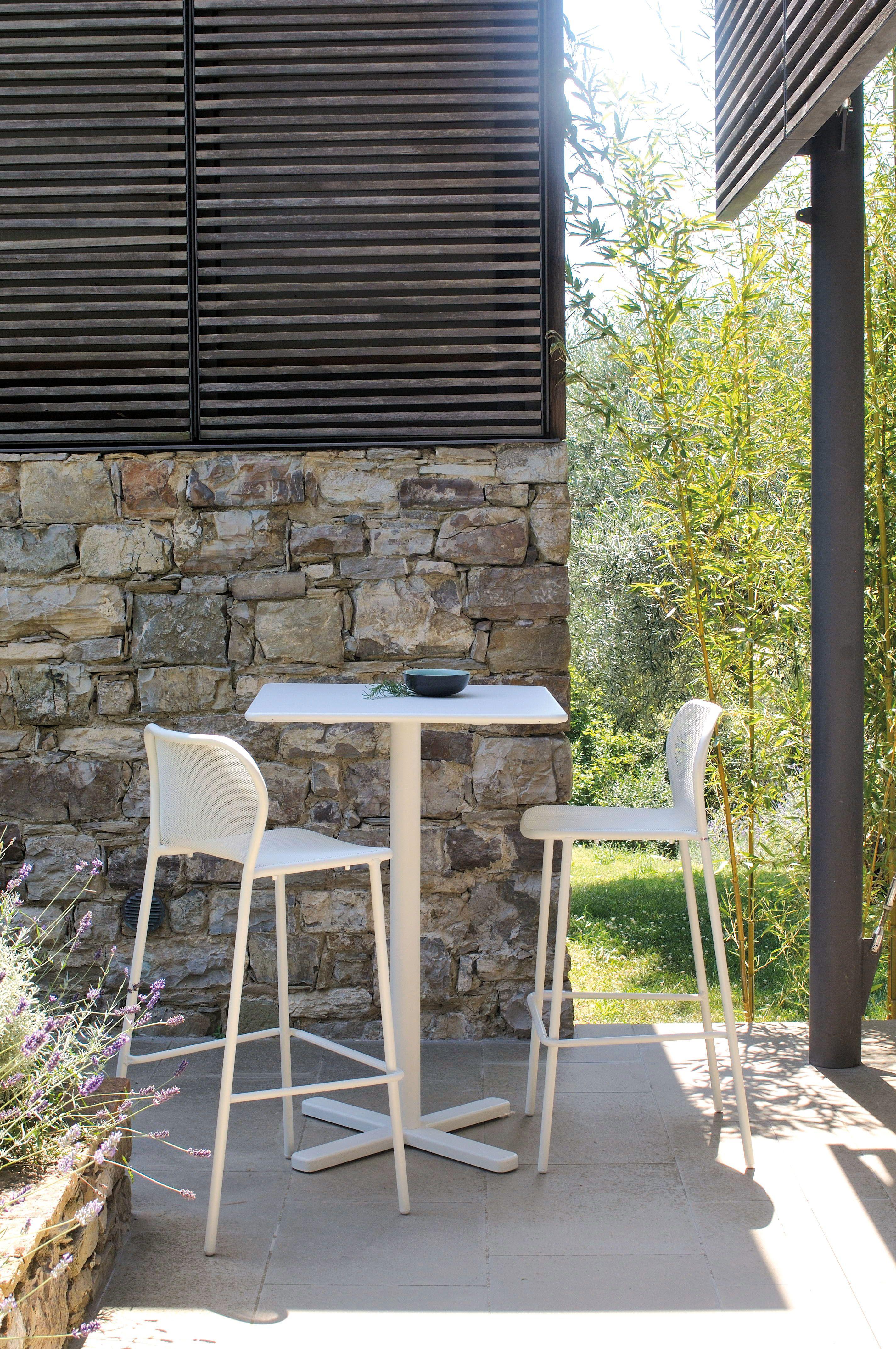 Darwin Bar Chair H 75 Cm Metal By Emu Metal Furniture
