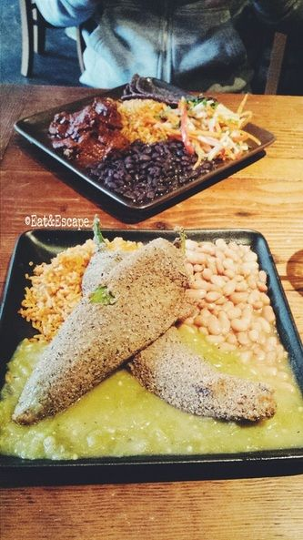 Restaurant Reviews Welcome Eat And Escape Mexican Food Recipes Eat Restaurant Review