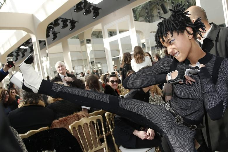 Willow Smith wird Chanel-Markenbotschafterin