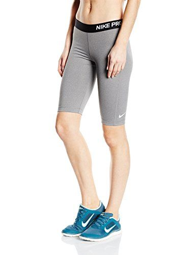 055581e3bbdfb Nike Pro 11 Womens Compression Training Shorts Carbon XS * More info ...