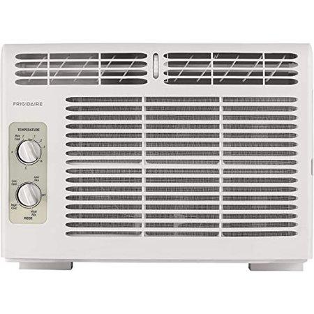 Frigidaire 5 000 Btu Window Room Air Conditioner W Mechanical Controls Walmart Com Compact Air Conditioner Window Air Conditioner Room Air Conditioner