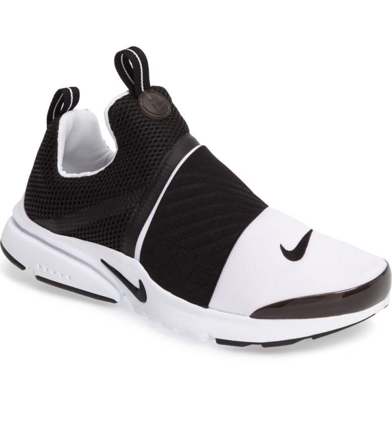 Presto Extreme Sneaker Main Color White Black Nike Kids Shoes Nike Shoes Outfits Nike Presto