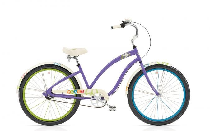 If I'm going to ride a bike, it will be this one.