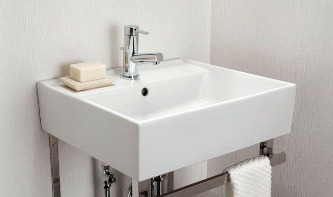 Pin On Bathroom Powder Laundry Toilet