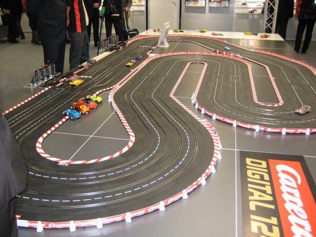 carrera race track things i love slot cars cars carrera. Black Bedroom Furniture Sets. Home Design Ideas