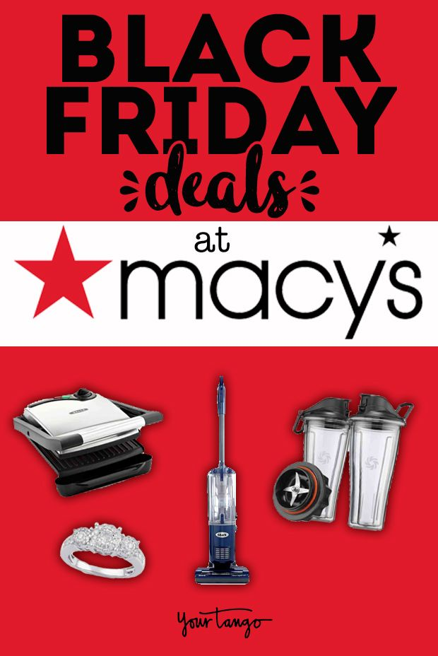 With Macy's Black Friday around the corner, there are so many deals and price reductions to choose from. And these Black Friday deals and sales are sure to help you save major cash. #blackfriday #deals