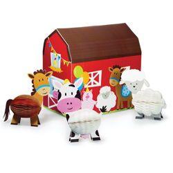 Farmhouse Fun Table Centerpieces
