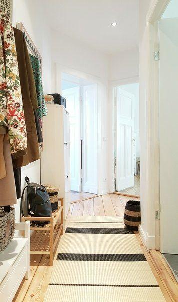 Neue Wohnung, neuer Wohnstil!u201c - zu Besuch bei Pixi87 in Berlin - decken deko wohnzimmer