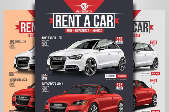 Car Rental Advertising Ideas