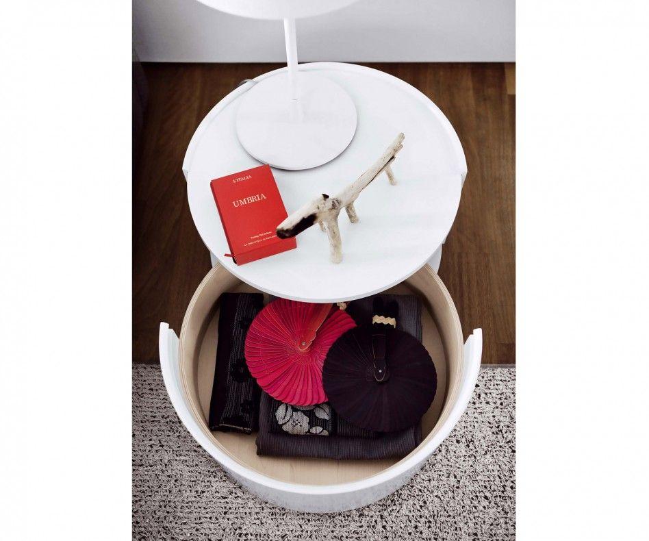 Novamobili Beistelltisch Allout Mit Schublade Interior Design