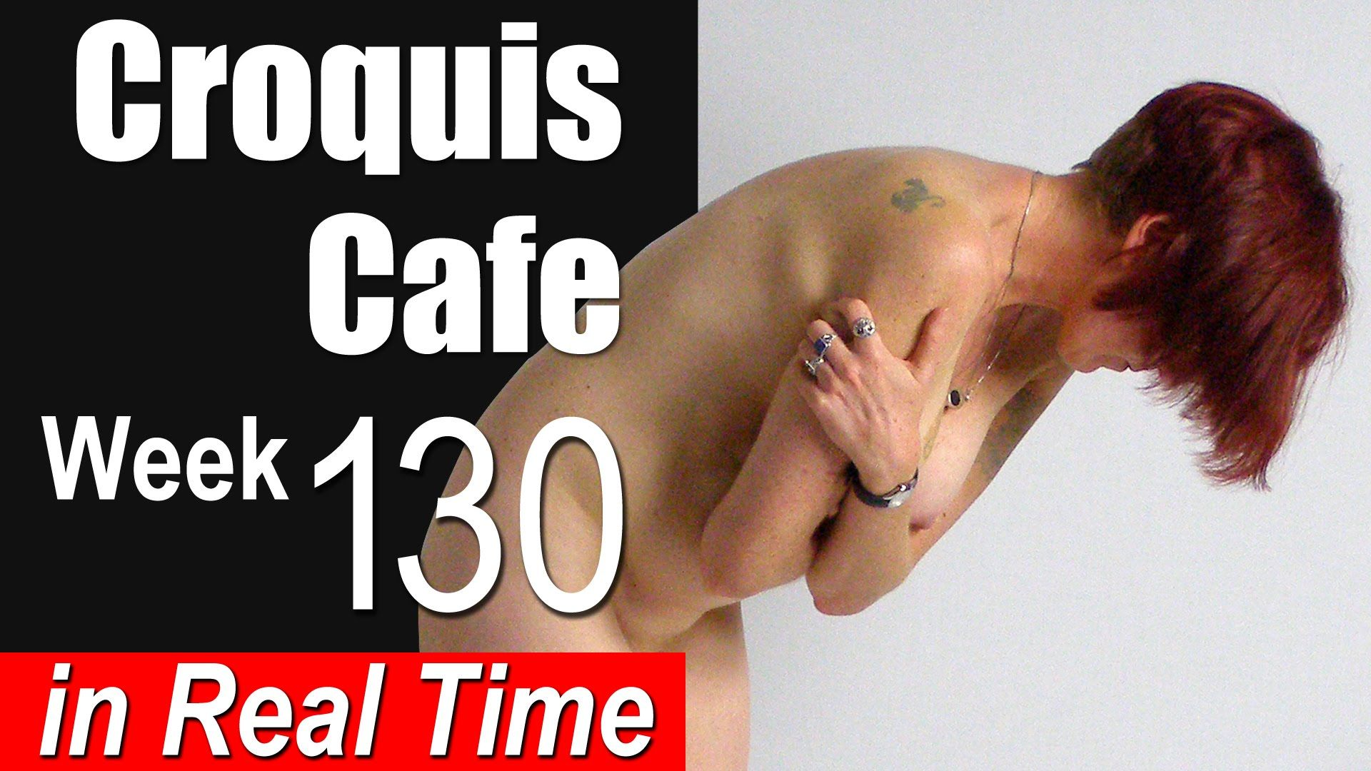 Croquis Cafe: The Artist Model Resource, Week #130 | Life