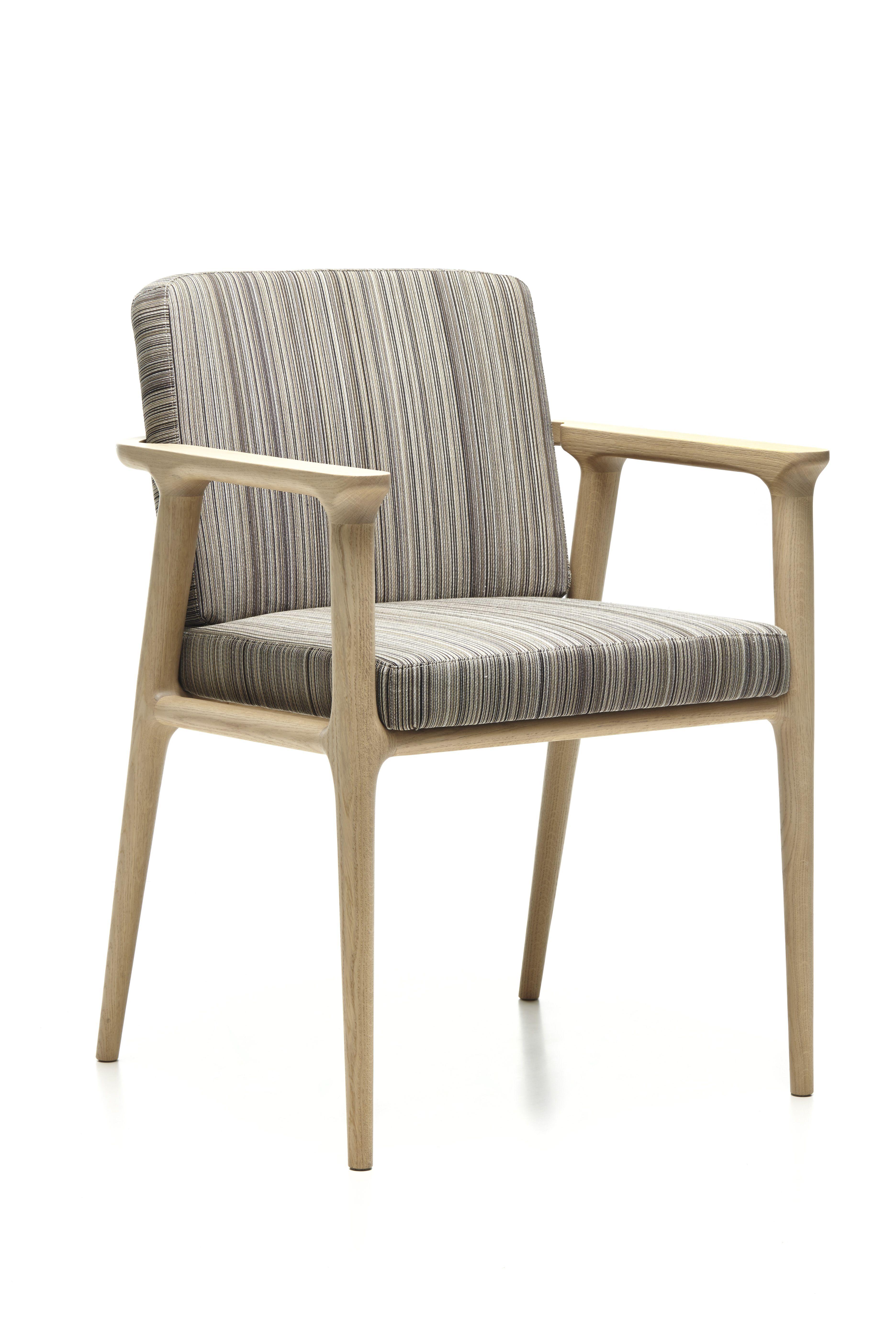 Классическая элегантность и современный комфорт: стул из семьи Zio - Zio Dining Chair. Дизайн Марселя Вандерса. Доступно несколько вариантов исполнения деревянного каркаса и великое множество материалов отделки!