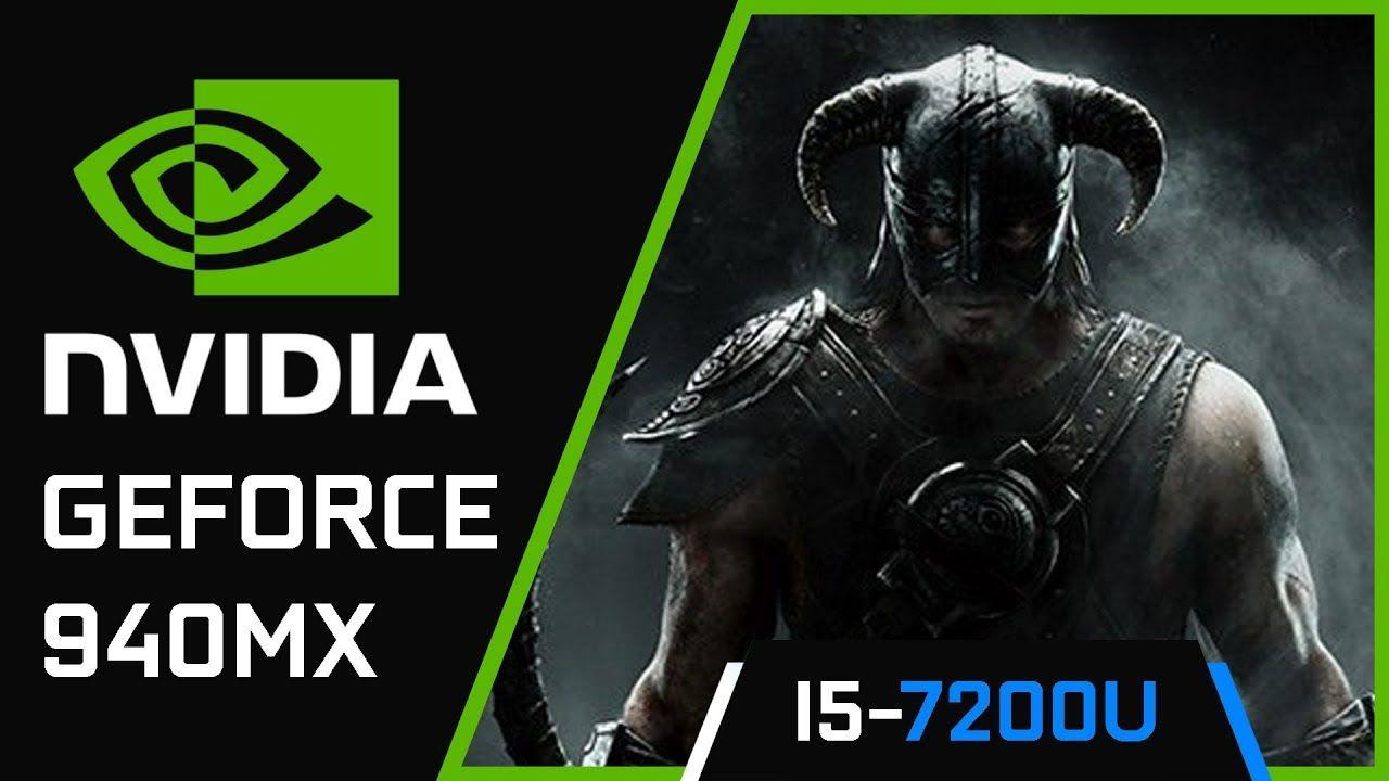 Chơi Skyrim Special Edition trên Geforce 940mx - i5 7200u   940MX Gaming
