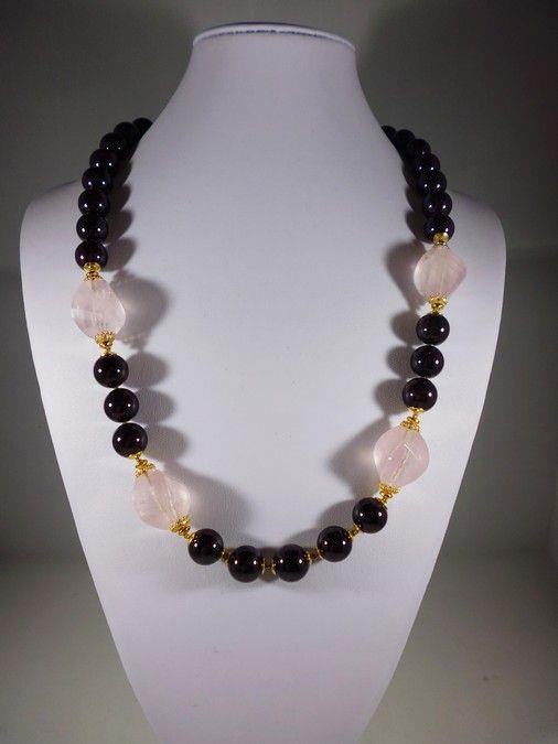 Collane pietre dure preziosi moda gioielli matera gioielli e accessori pinterest pietre - Collane di design ...