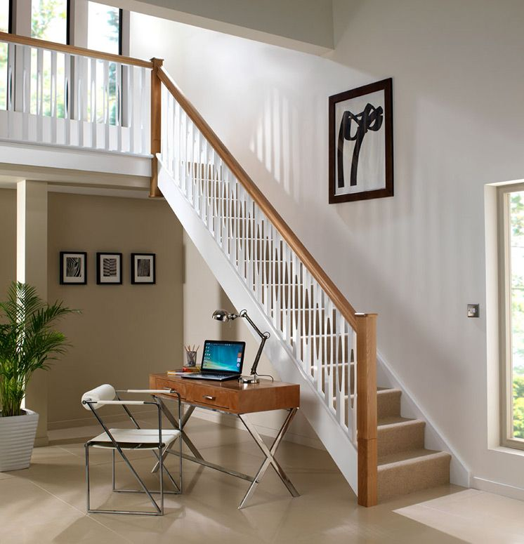 Id   Modern Stair Parts Contemporary Staircase