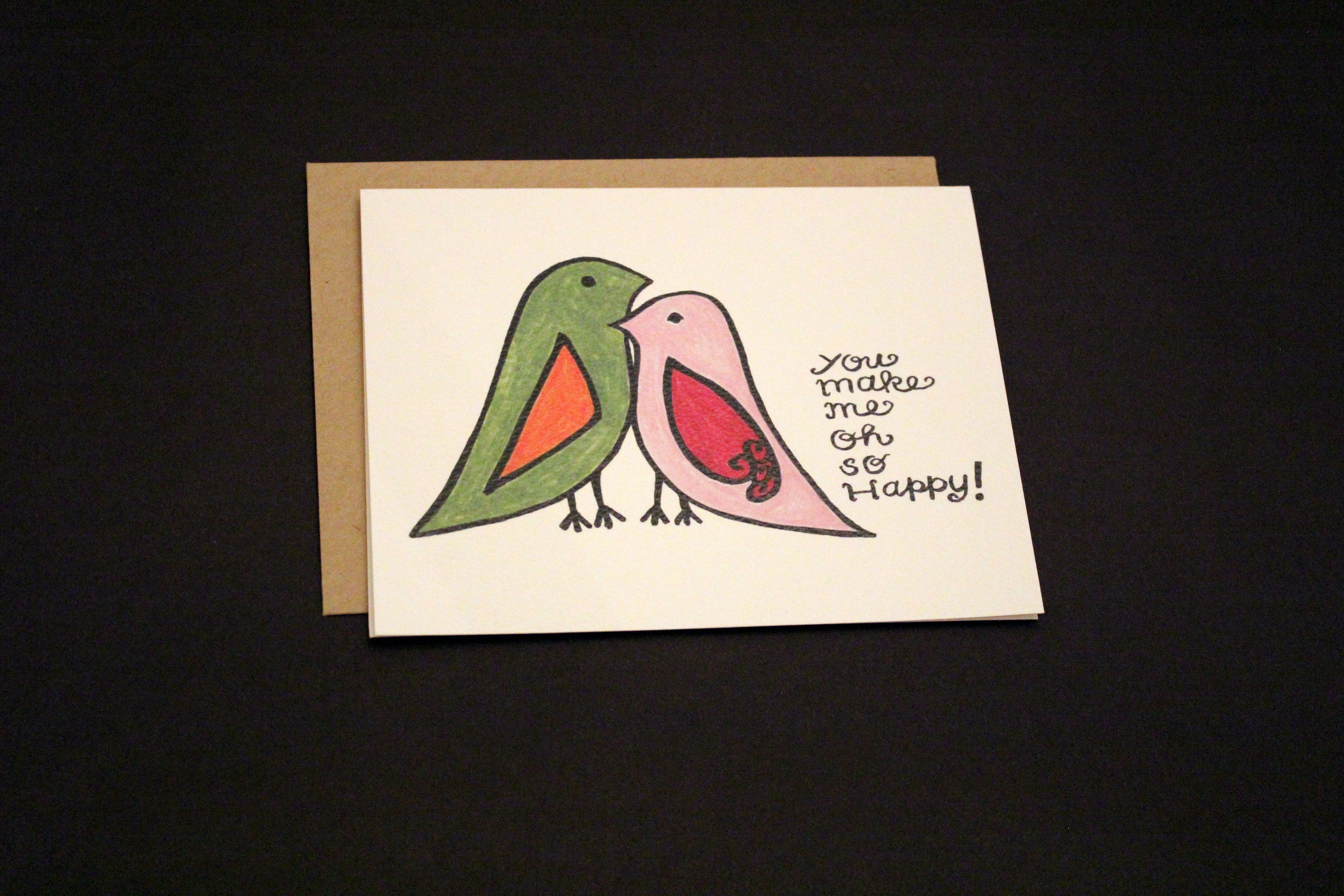 Hand Illustrated Greeting Cards Httpsetsylisting