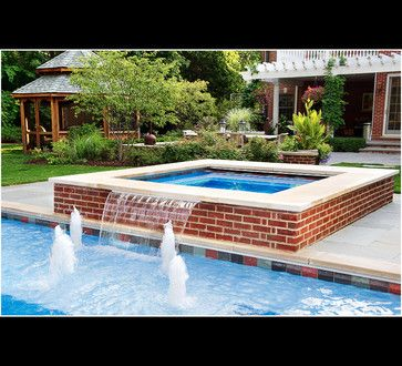 Highland Park, IL Updated Traditional Swimming Pool and
