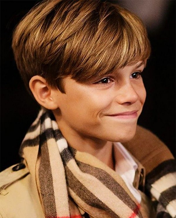 53 Absolutely Stylish, Trendy, and Cute Boys Hairstyles for