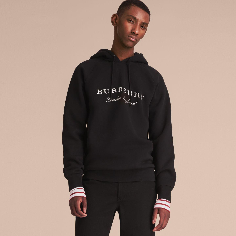 Men S Designer Hoodies Sweatshirts Burberry Official Sweatshirts Hiking Outfit Hoodies [ 1440 x 1440 Pixel ]