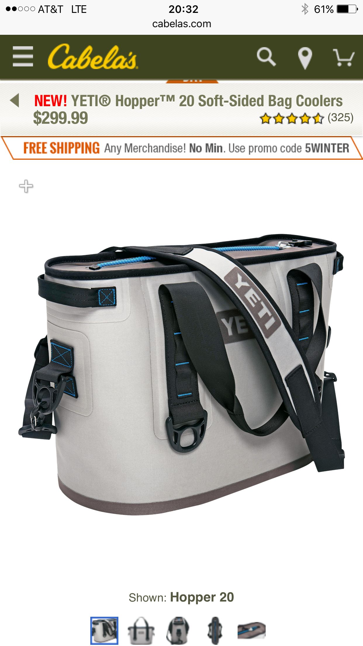 My Wish Would Be A Yeti Hopper Im In My Car Most All Day For Work And This Would Rock Cabelaswishlist Soft Sided Coolers Bbq Accessories Portable Cooler