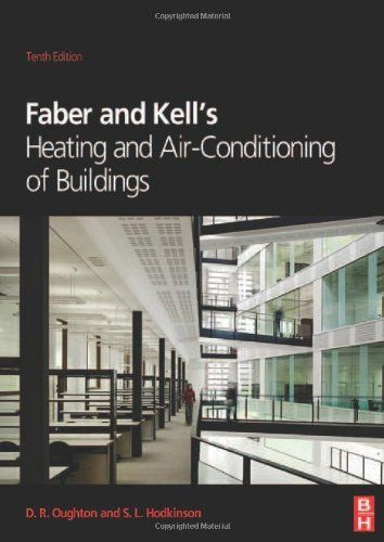 Faber Kell S Heating Air Conditioning Of Buildings By Doug
