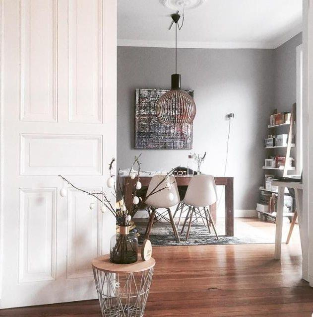 Hier würden wir auch gerne mal essen Ein wunderschönes Esszimmer - esszimmer modern gemutlich