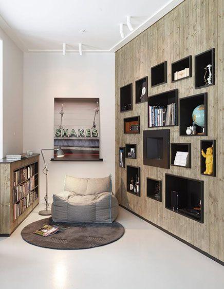 Voormalige molen tot mooiste appartement van Oslo | Ideeën voor het ...