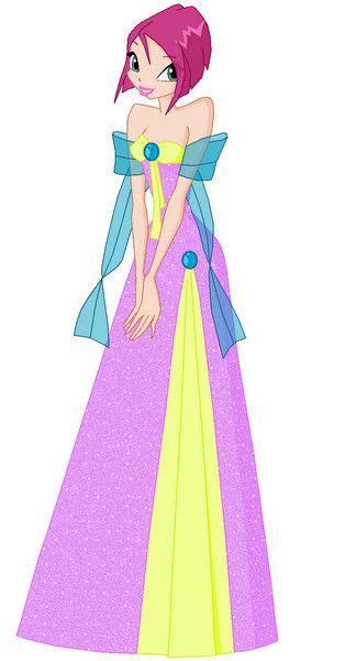 Princess tecna fadas winx - Princesse winx ...