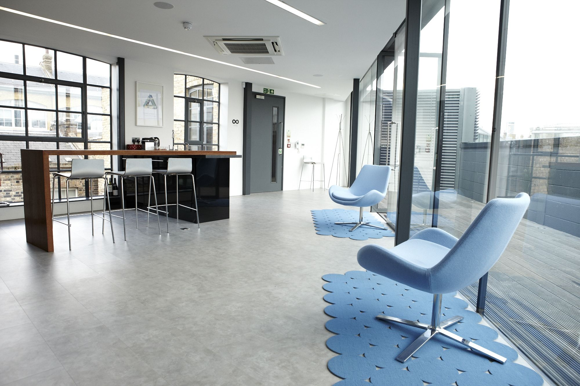 Office kitchen and bar area designed by Space Workplace. | Office ...