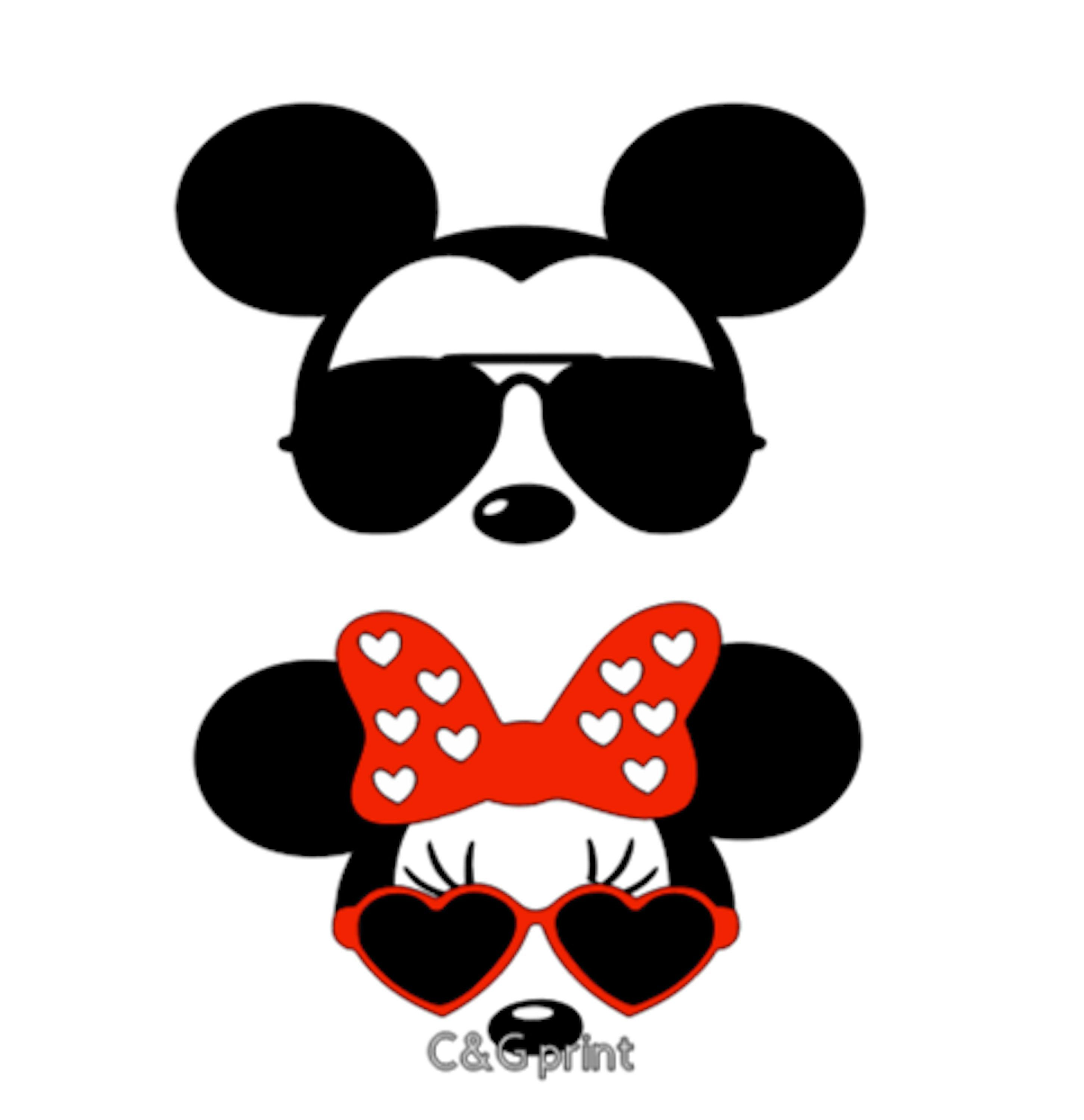 Mickey Mouse Aviators Minnie Mouse Sunglasses Disney