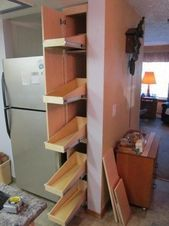 Pull out shelves for a narrow pantry pantry Pull out shelves for a narrow pantry pantry Pull out shelves for a narrow pantry pantry Pull out shelves for a narrow pantry p...