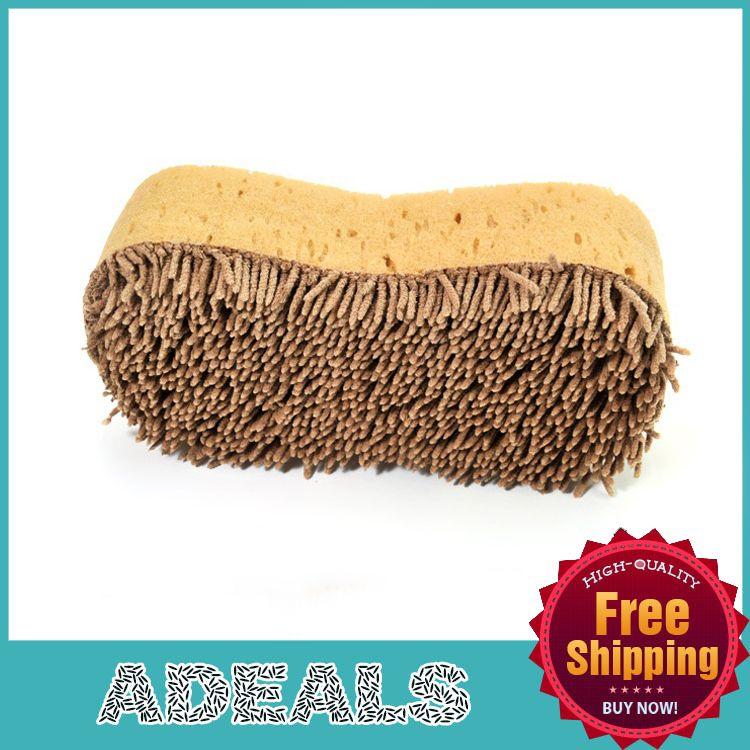 Buy free shipping car wash sponge block