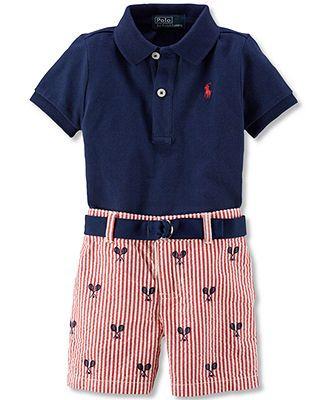 Polo Tee /& Short Set