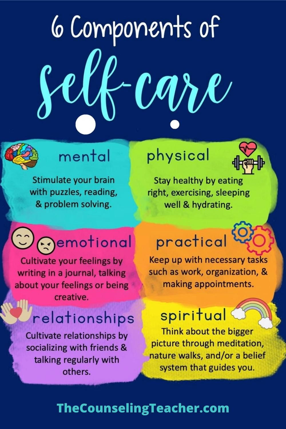 Self Care for Teachers and Students