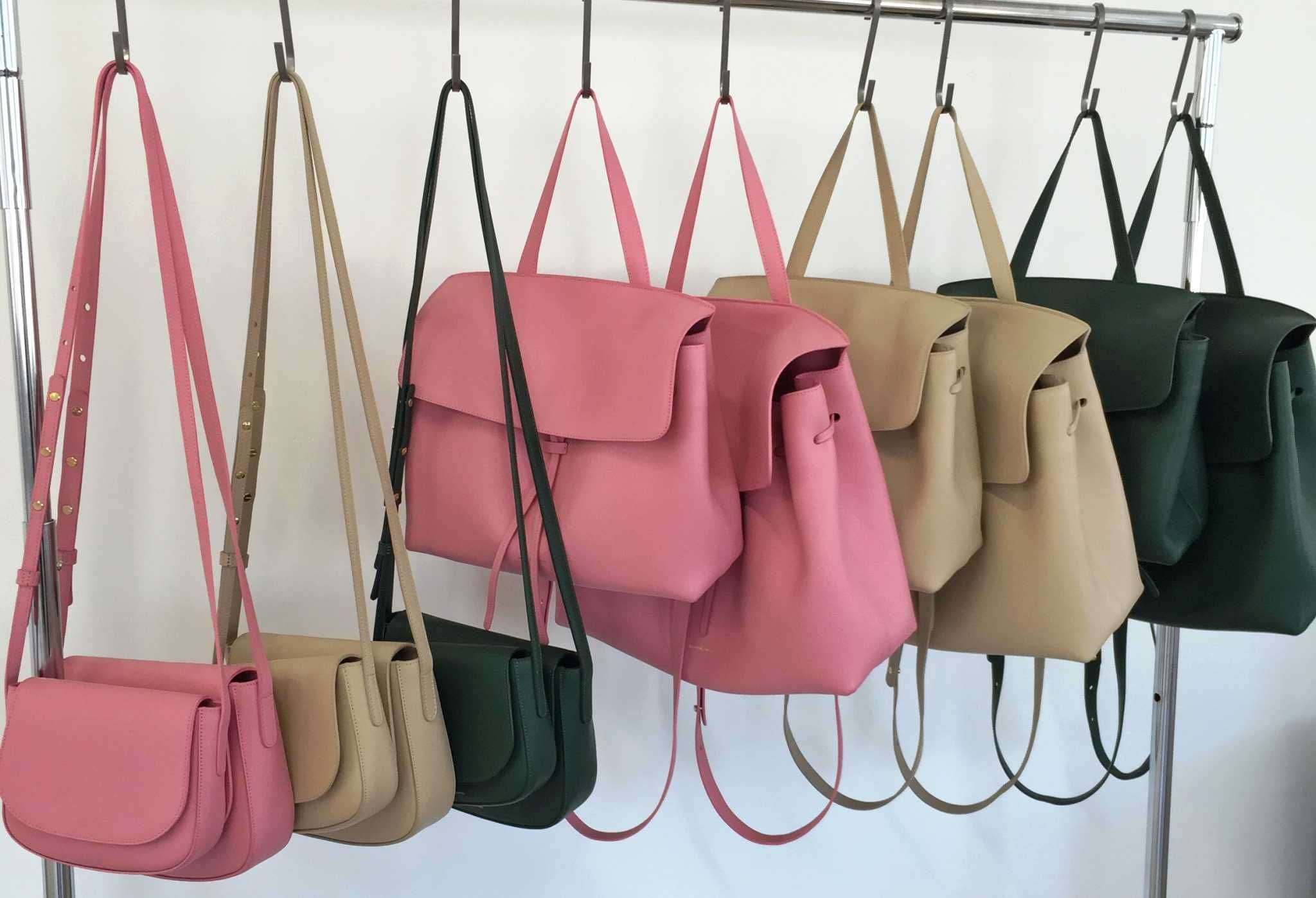 Mansur Gavriel Introduces New Bag Shapes for Fall 2015. You might want to add yourselves to the waitlists now, folks.