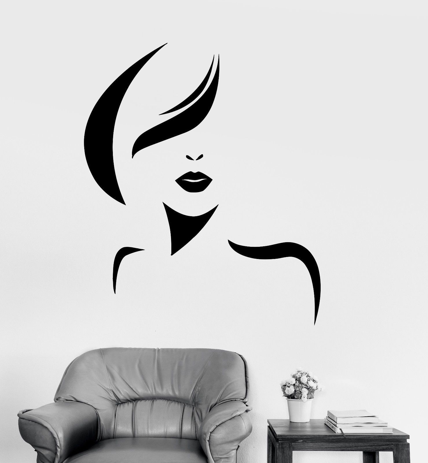 Butterfly wall stickers vinyl art decals motif graphic picture stencil lounge 24
