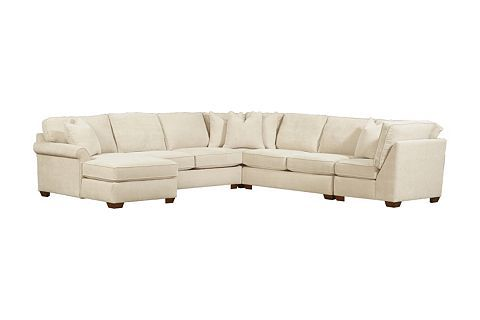 Piedmont Sectional | Sectional, Sectional couch, Furniture