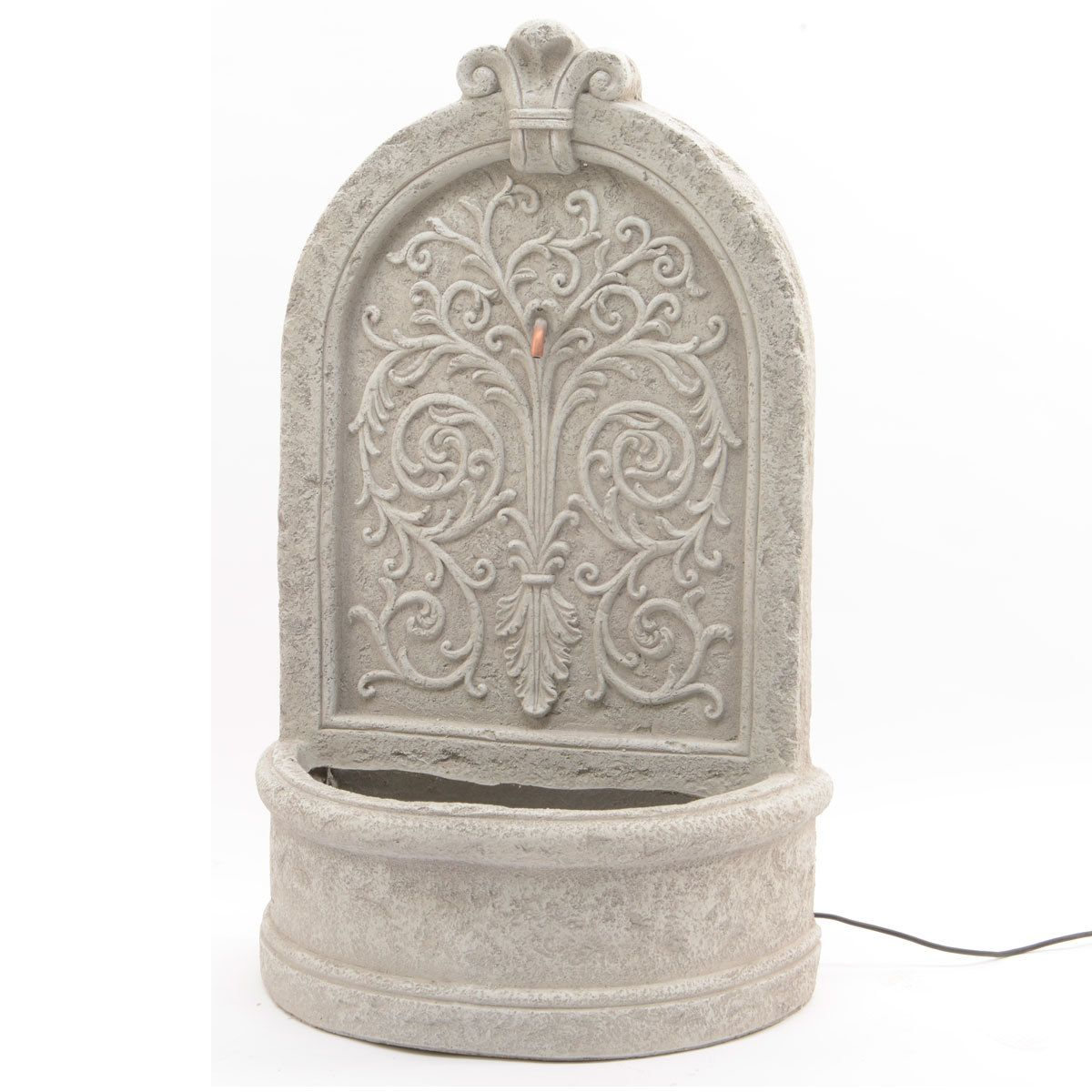 fontaine murale de jardin - Recherche Google | fontaine | Pinterest ...