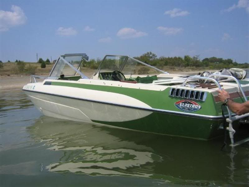 1974 Glastron Runabout Boat Boat Power Boats