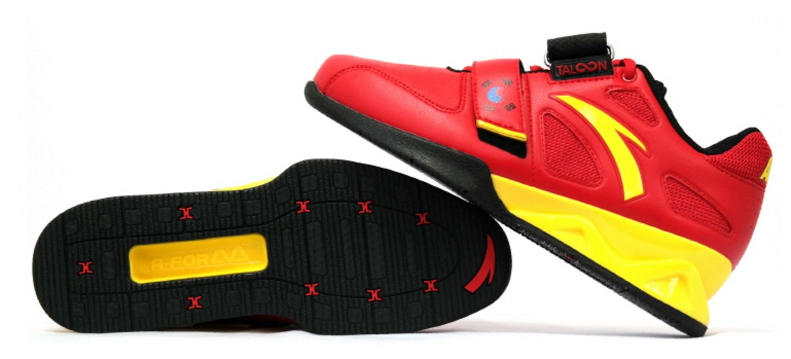 04c94d2e8c7b Anta weightlifting shoes