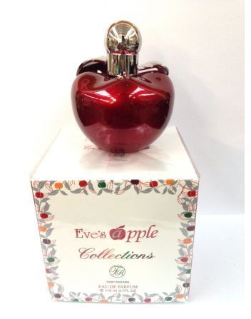 Tony Rakana Eves Apple Red 110ml Edp L Sp Fragrance Collection