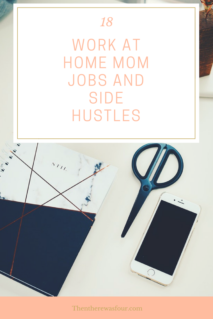 Stay at home mom jobs & side hustles | Hustle, Parents and Babies