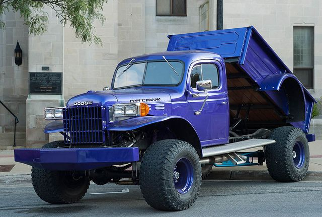 Dodge Dump Truck Dodge Power Wagons Trucks Dodge Power Wagon