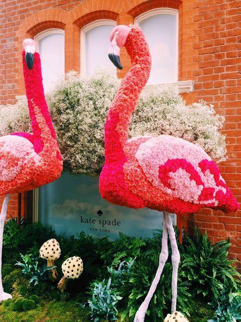Amandine Rose Designs. Chelsea In Bloom, London.