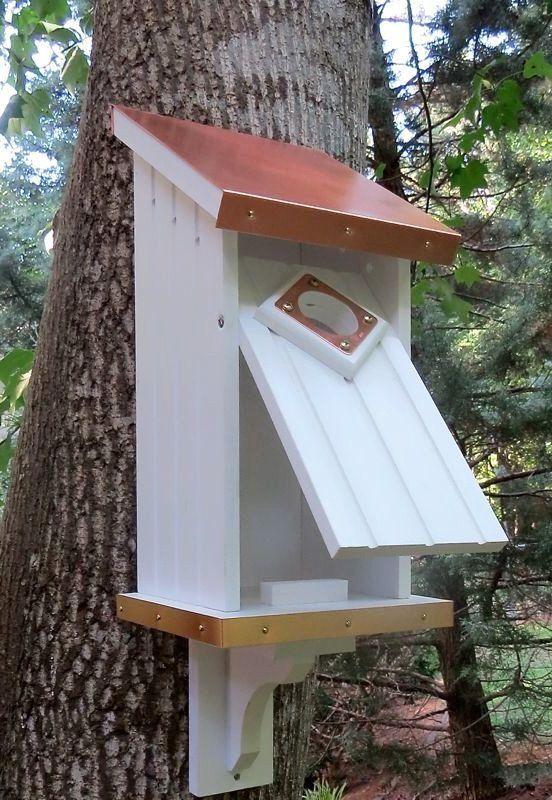 Vinyl Bluebird House Bluebird House Bird House Bird House Plans