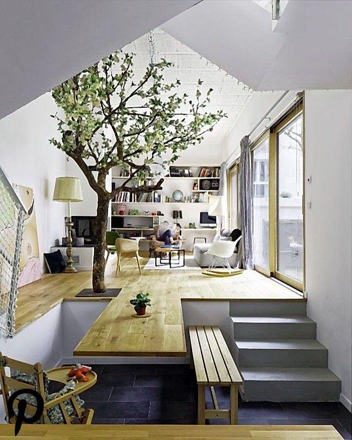 Wohnzimmer Ohne Sofa Einrichten 20 Ideen Und Sitz Alternativen Luxus Wohnzimmer Architektur Innenarchitektur Innenarchitektur