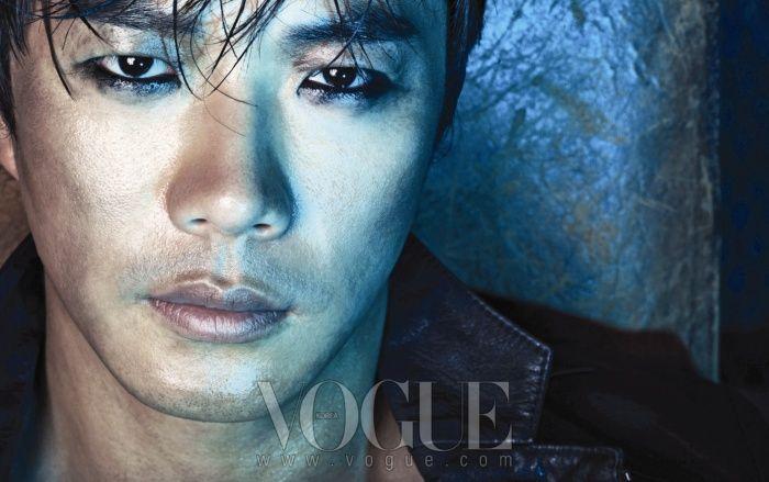 Vogue 09/2011 – Kwon Sang Woo Love and Pain