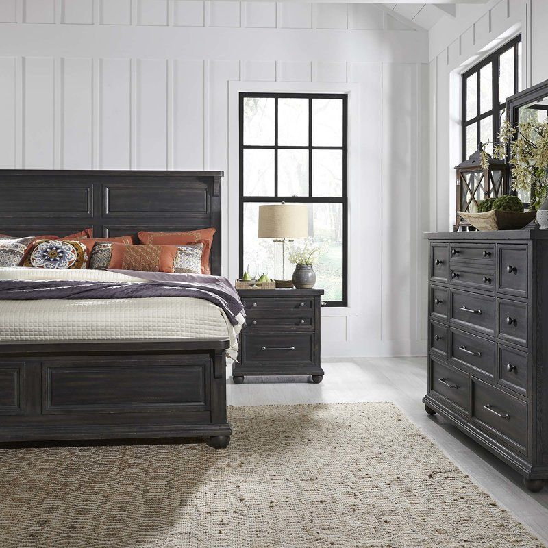 Aberdash 2 Drawer Nightstand Furniture Bed Furniture Bedroom Sets